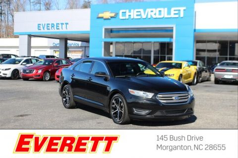 Pre-Owned 2014 Ford Taurus SEL 4dr FWD