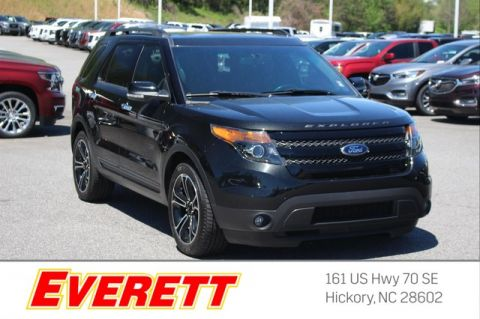 Pre-Owned 2014 Ford Explorer Sport 4x4
