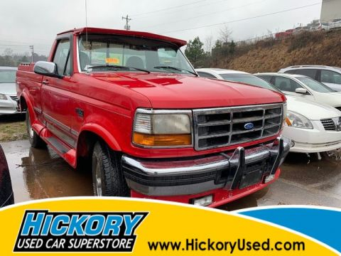 Pre-Owned 1996 Ford F-150 Special Reg Cab 4x4