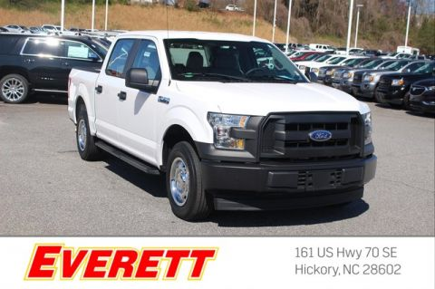 Pre-Owned 2017 Ford F-150 XL SuperCrew 4x2