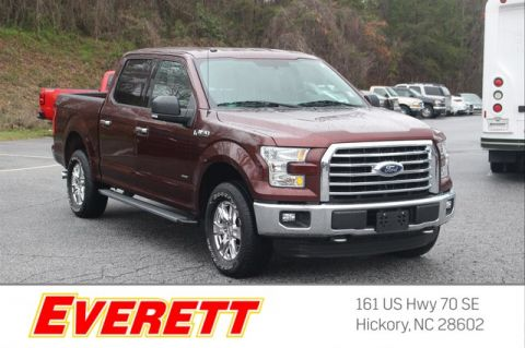 Pre-Owned 2016 Ford F-150 XLT SuperCrew 4x4
