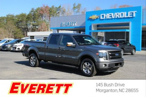 Pre-Owned 2013 Ford F-150 FX4 Crew Cab 4x4