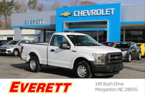 Pre-Owned 2016 Ford F-150 XL Regular Cab 4x2