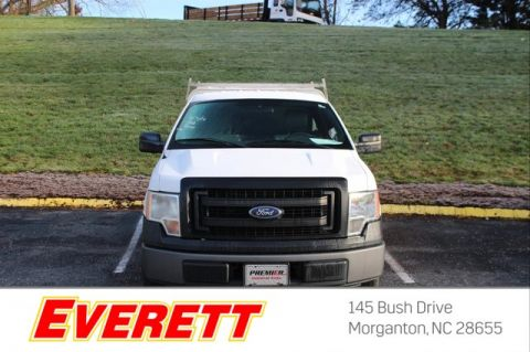 Pre-Owned 2014 Ford F-150 XL Regular Cab 4x2
