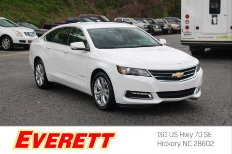 Certified Pre-Owned 2019 Chevrolet Impala LT w/1LT