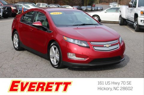 Certified Pre-Owned 2014 Chevrolet Volt