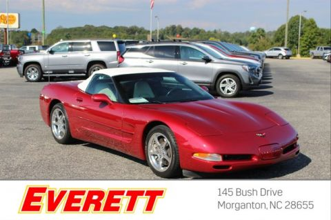 Pre-Owned 2004 Chevrolet Corvette Convertible