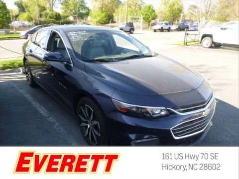 Certified Pre-Owned 2016 Chevrolet Malibu LT w/1LT