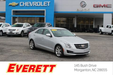 Pre-Owned 2016 Cadillac ATS 2.0L Turbo Luxury Collection
