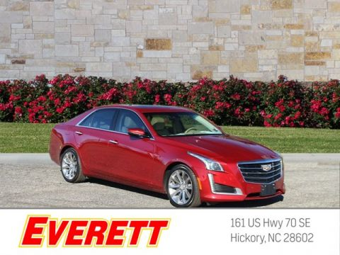 Certified Pre-Owned 2016 Cadillac CTS 2.0L Turbo Premium Collection