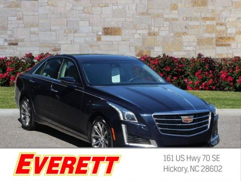 Certified Pre-Owned 2016 Cadillac CTS 3.6L Luxury Collection