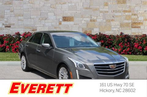 Certified Pre-Owned 2016 Cadillac CTS 3.6L Luxury Collection AWD