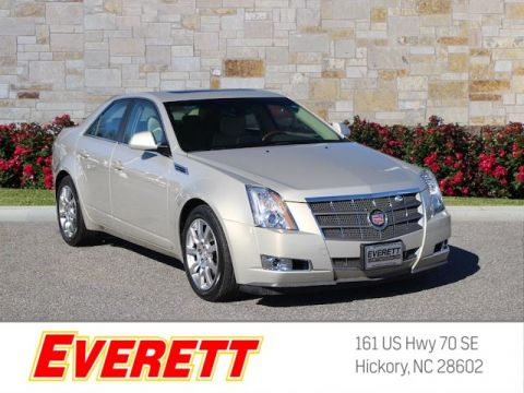 Pre-Owned 2009 Cadillac CTS Base RWD