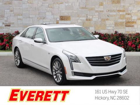 Certified Pre-Owned 2018 Cadillac CT6 3.6L Luxury AWD