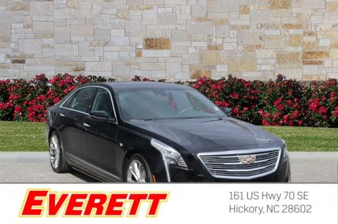 Certified Pre-Owned 2017 Cadillac CT6 3.0L Twin Turbo Platinum AWD