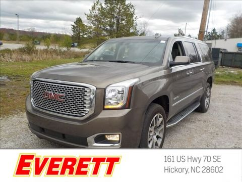 Certified Pre-Owned 2016 GMC Yukon XL Denali 4x4