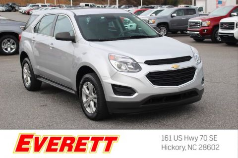 Certified Pre-Owned 2016 Chevrolet Equinox LS FWD