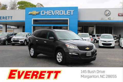 Certified Pre-Owned 2017 Chevrolet Traverse LS FWD