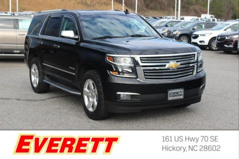 Certified Pre-Owned 2015 Chevrolet Tahoe LTZ 4x4