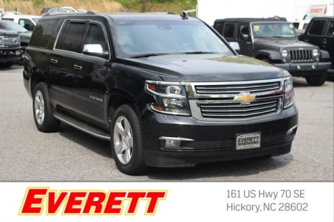 Certified Pre-Owned 2017 Chevrolet Suburban Premier 4x4