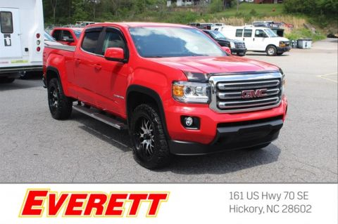 Pre-Owned 2016 GMC Canyon SLE Crew Cab 4x4