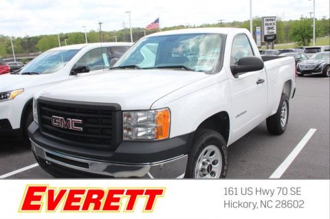 Pre-Owned 2011 GMC Sierra 1500 Work Truck Regular Cab 4x2