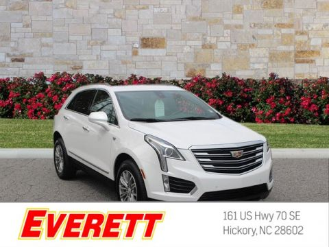Certified Pre-Owned 2017 Cadillac XT5 Luxury