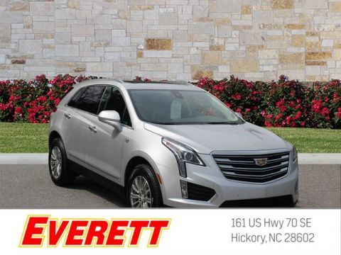 Certified Pre-Owned 2017 Cadillac XT5 Luxury FWD