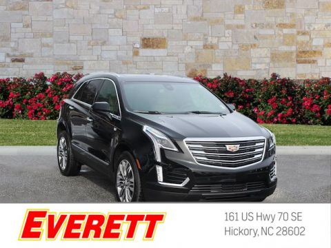 Certified Pre-Owned 2019 Cadillac XT5 Premium Luxury FWD