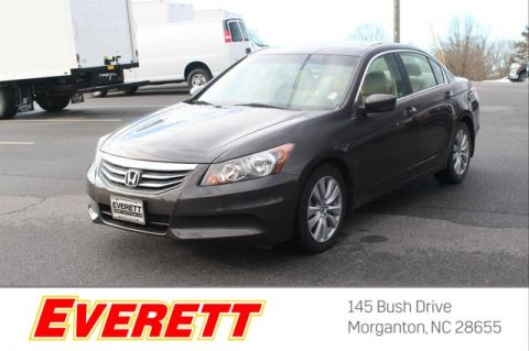 Pre-Owned 2011 Honda Accord 2.4 EX-L