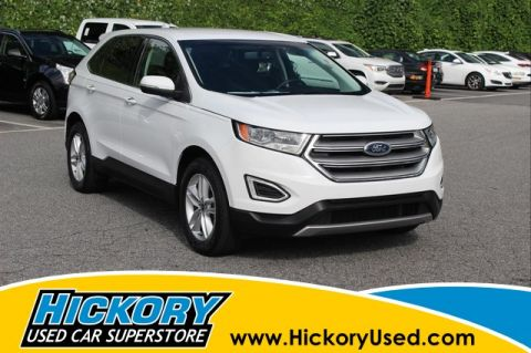 Pre-Owned 2015 Ford Edge SEL AWD