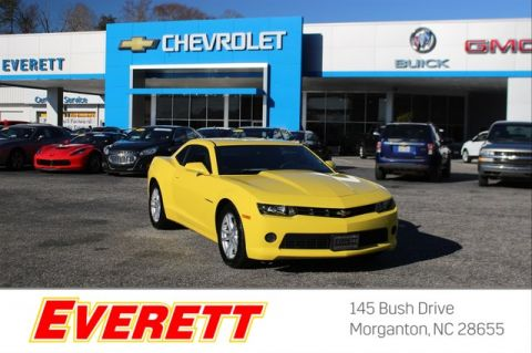 Certified Pre-Owned 2015 Chevrolet Camaro LS w/1LS