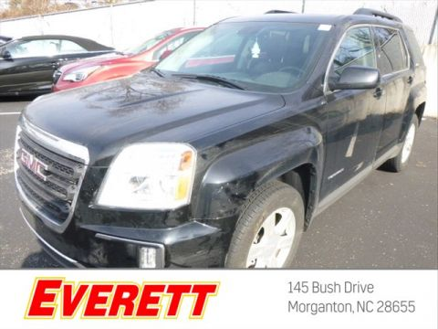 Certified Pre-Owned 2016 GMC Terrain SLE-2 FWD