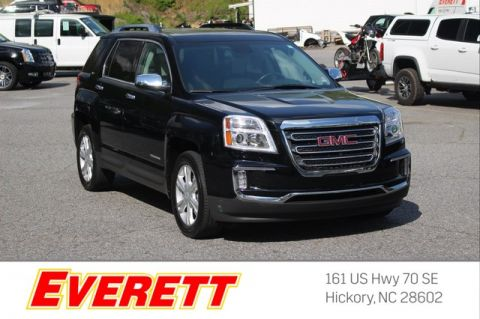 Certified Pre-Owned 2017 GMC Terrain SLT FWD