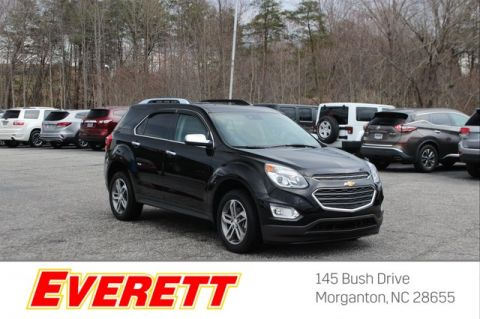 Certified Pre-Owned 2016 Chevrolet Equinox LTZ FWD