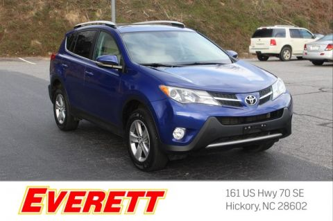 Pre-Owned 2015 Toyota RAV4 XLE AWD