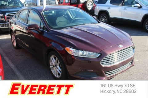 Pre-Owned 2013 Ford Fusion SE FWD