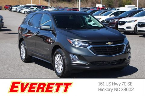 Certified Pre-Owned 2018 Chevrolet Equinox LT w/1LT FWD