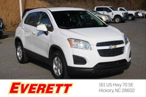 Certified Pre-Owned 2016 Chevrolet Trax 1FL AWD