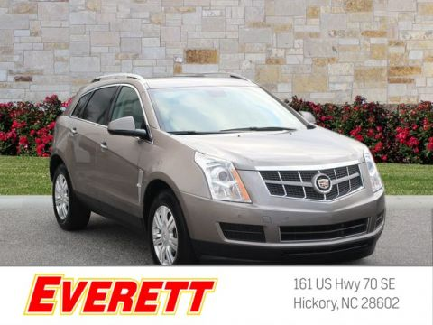 Pre-Owned 2012 Cadillac SRX Luxury Collection FWD