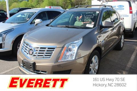 Certified Pre-Owned 2016 Cadillac SRX Luxury Collection FWD