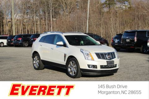 Pre-Owned 2016 Cadillac SRX Performance Collection FWD