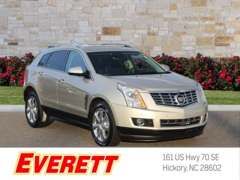 Certified Pre-Owned 2015 Cadillac SRX Performance Collection FWD