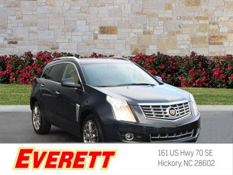 Pre-Owned 2015 Cadillac SRX Premium Collection AWD