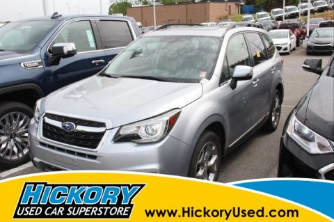 Pre-Owned 2017 Subaru Forester 2.5i Touring AWD