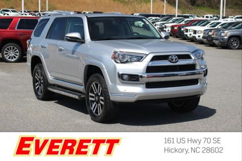 Pre-Owned 2017 Toyota 4Runner Limited 4x4