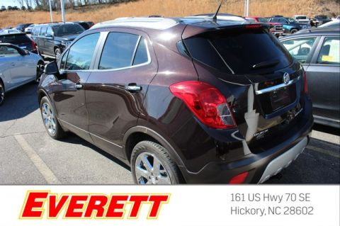 Certified Pre-Owned 2014 Buick Encore Convenience