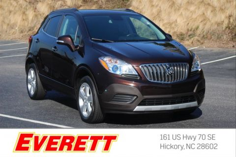 Certified Pre-Owned 2016 Buick Encore Base AWD