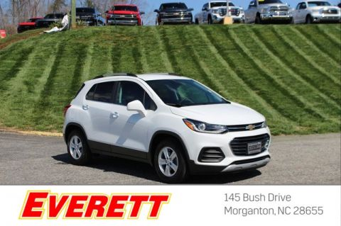Certified Pre-Owned 2018 Chevrolet Trax LT FWD