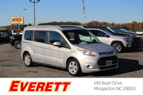 Pre-Owned 2016 Ford Transit Connect Titanium w/Rear Liftgate